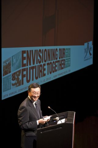 C-100 Chair John Chen opens 19th Annual 