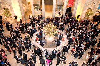 Small-CONFERENCE RECEPTION