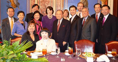 Diplomacy-DC-- Senate Luncheon
